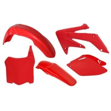 PLASTIC KIT 08-09 CRF250-RED