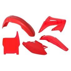 PLASTIC KIT/4 CRF450 2007