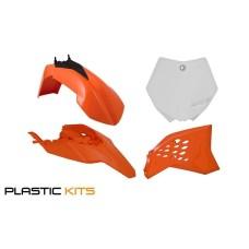 PLASTIC KIT/4 KTM65 12-15