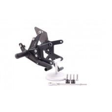 MG Biketec Sport Rearset Kit ZX6-R 2009-2012