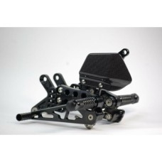 Gilles AS31GT Adjustable Rearset Kit kawasaki ZX10R 2004-2005