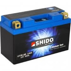 SHIDO LIGHTWEIGHT LITHIUM ION BATTERY (REPLACES YT7B-BS)