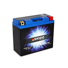 SHIDO Lightweight Lithium Ion Battery (Replaces YB16AL-A2)