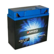 SHIDO Lightweight Lithium Ion Battery (Replaces Y51913
