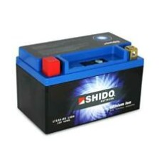 SHIDO Lightweight Lithium Ion Battery (Replaces YT14B-BS