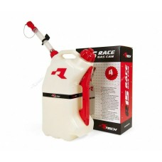 RTECH R15 FUEL CAN 15LTR. WHITE/RED